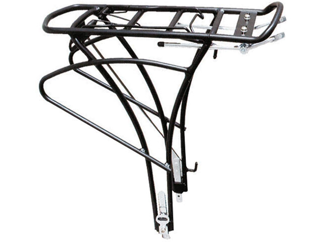 "Point Touring Rack Alu 24-28"", black"